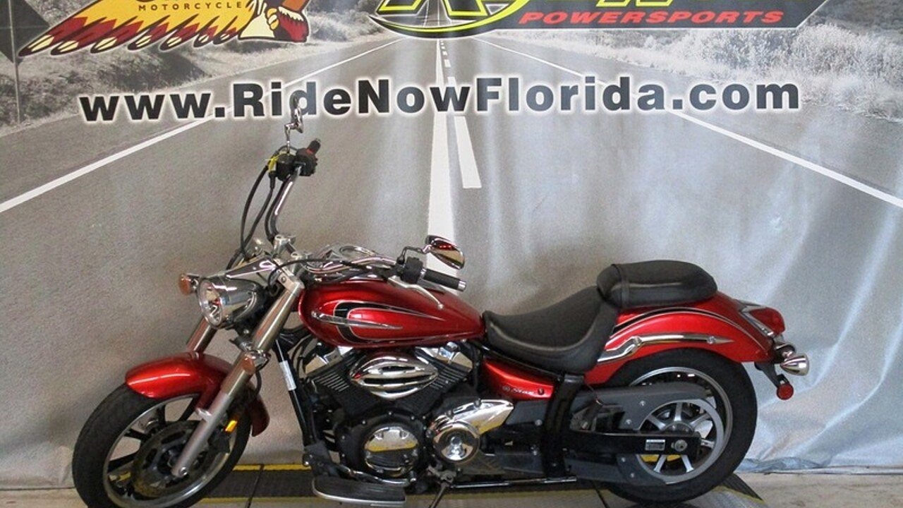 2012 yamaha V Star 950 for sale 200618970