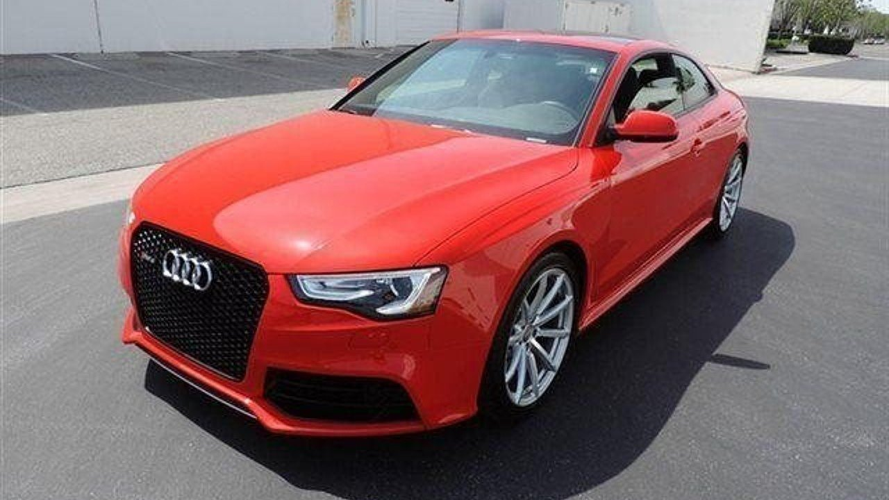 2013 Audi RS5 Coupe for sale 100722428