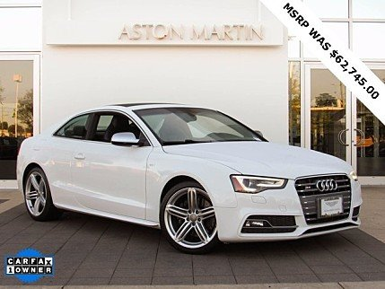 2013 Audi S5 3.0T Prestige Coupe for sale 100912471