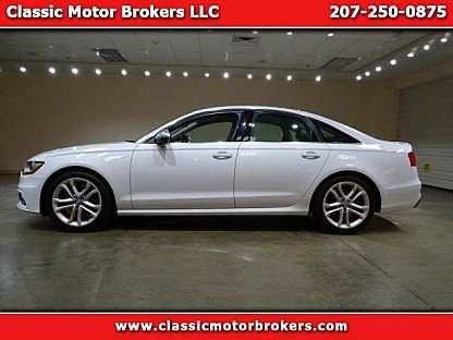 2013 Audi S6 for sale 100877712