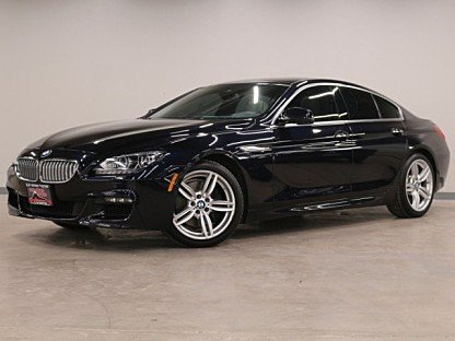 2013 BMW 650i Gran Coupe for sale 101004373