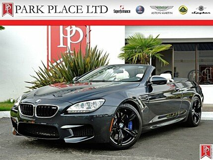 2013 BMW M6 Convertible for sale 100789466