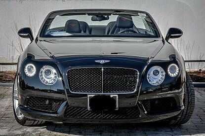2013 Bentley Continental GT V8 Convertible for sale 100749002