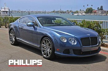 2013 Bentley Continental GT Speed Coupe for sale 100893218