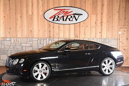 2013 Bentley Continental GT V8 Coupe for sale 100970896