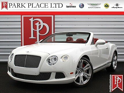2013 Bentley Continental GT Convertible for sale 100974426