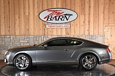 2013 Bentley Continental GT V8 Coupe for sale 101027073