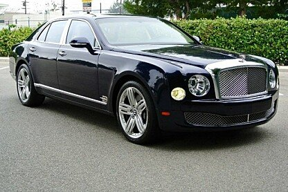 2013 Bentley Mulsanne for sale 100876439