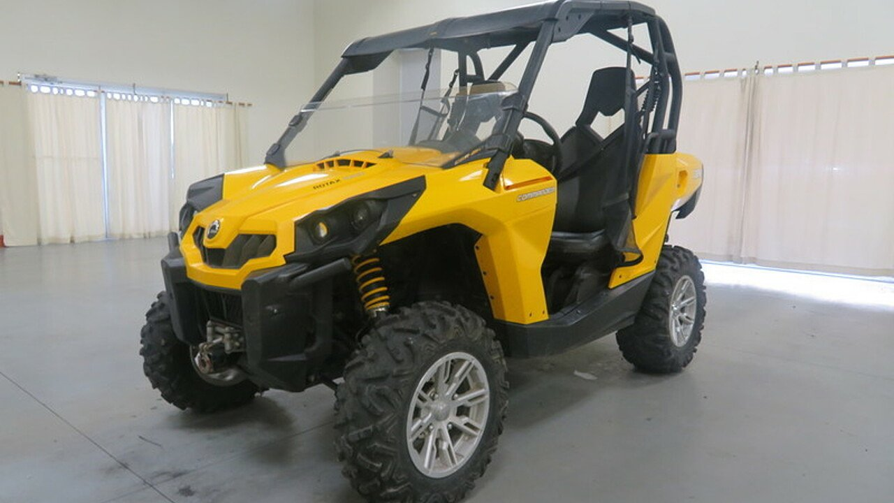 2013 Can-Am Commander 1000 for sale 200582594