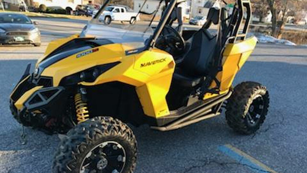 2013 Can-Am Maverick 1000R for sale 200522769
