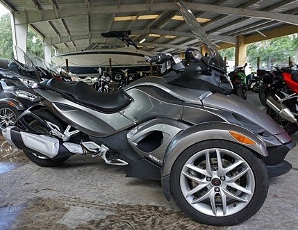2013 Can-Am Spyder RS for sale 200583942