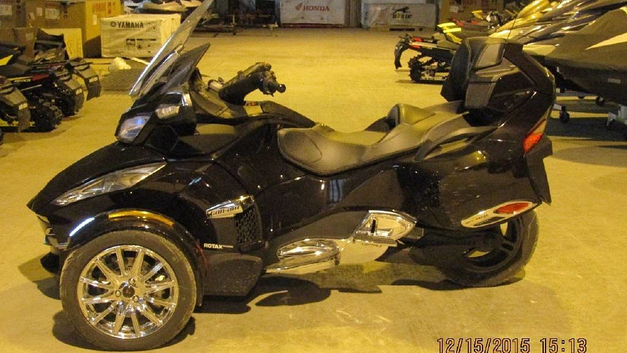 2013 Can-Am Spyder RT for sale 200336773