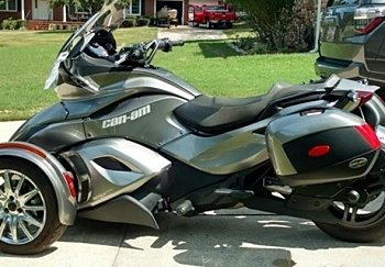 2013 Can-Am Spyder ST for sale 200455817
