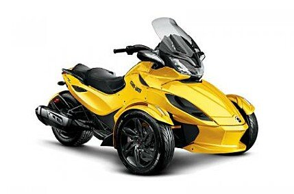 2013 Can-Am Spyder ST-S for sale 200505976