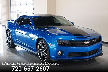 2013 Chevrolet Camaro SS Coupe for sale 100995117