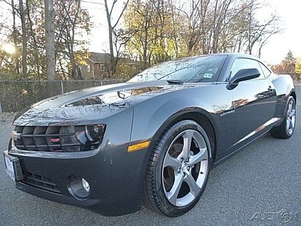 2013 Chevrolet Camaro LT Coupe for sale 100924493