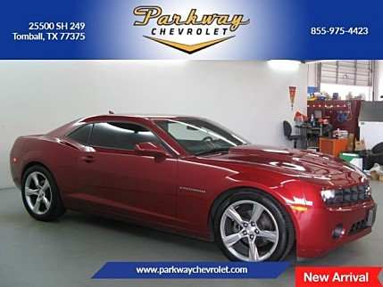 2013 Chevrolet Camaro LT Coupe for sale 100944259