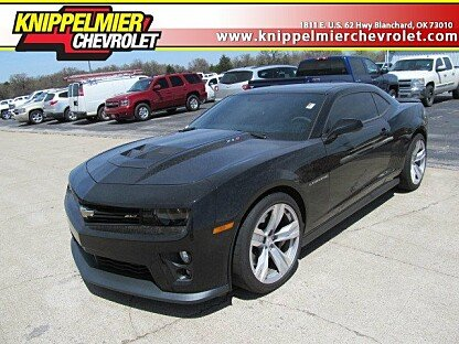 2013 Chevrolet Camaro ZL1 Coupe for sale 100976271