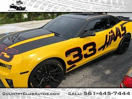 2013 Chevrolet Camaro ZL1 Coupe for sale 100991051