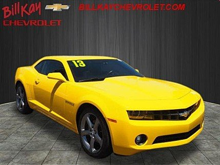2013 Chevrolet Camaro LT Coupe for sale 101001013