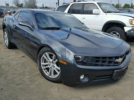 2013 Chevrolet Camaro LT Coupe for sale 101011269