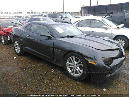 2013 Chevrolet Camaro LT Coupe for sale 101015117