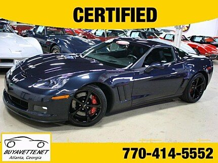 2013 Chevrolet Corvette Grand Sport Coupe for sale 100962137