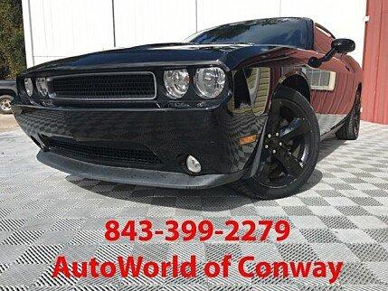 2013 Dodge Challenger R/T for sale 101028289