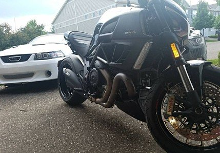 2013 Ducati Diavel for sale 200476367