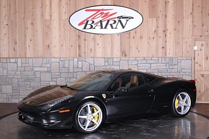 2013 Ferrari 458 Italia Coupe for sale 100855566