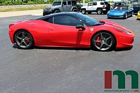 2013 Ferrari 458 Italia Coupe for sale 100992871