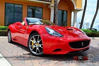 2013 Ferrari California for sale 100769609