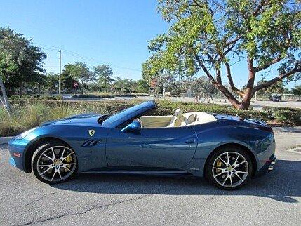 2013 Ferrari California for sale 100968365