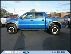 2013 Ford F150 4x4 Crew Cab SVT Raptor for sale 100816579