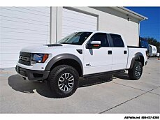 2013 Ford F150 4x4 Crew Cab SVT Raptor for sale 100840202