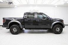 2013 Ford F150 4x4 Crew Cab SVT Raptor for sale 101001428