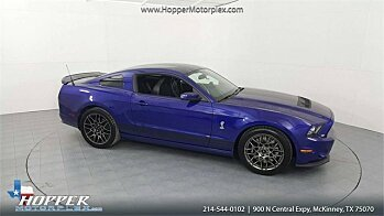 2013 Ford Mustang Shelby GT500 Coupe for sale 101008680