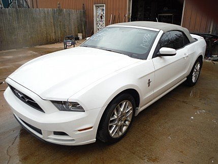 2013 Ford Mustang Convertible for sale 100737746