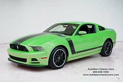 2013 Ford Mustang Boss 302 Coupe for sale 100860183