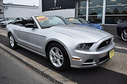 2013 Ford Mustang Convertible for sale 100895866
