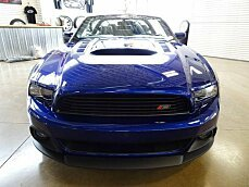 2013 Ford Mustang GT Convertible for sale 100967508