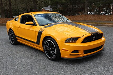 2013 Ford Mustang Boss 302 Coupe for sale 100967706