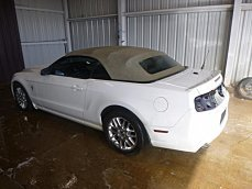 2013 Ford Mustang Convertible for sale 100972993