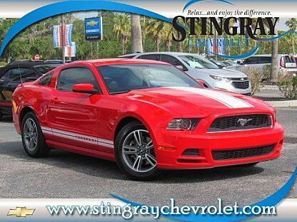 2013 Ford Mustang Coupe for sale 100973436