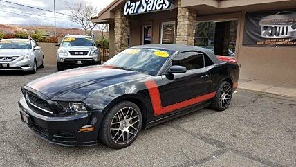 2013 Ford Mustang Convertible for sale 100981370