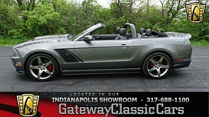 2013 Ford Mustang GT Convertible for sale 100987853