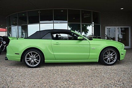 2013 Ford Mustang GT Convertible for sale 101003371