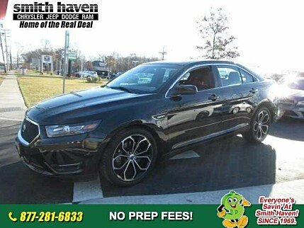 2013 Ford Taurus SHO AWD for sale 100841034