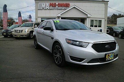 2013 Ford Taurus SHO AWD for sale 100968872