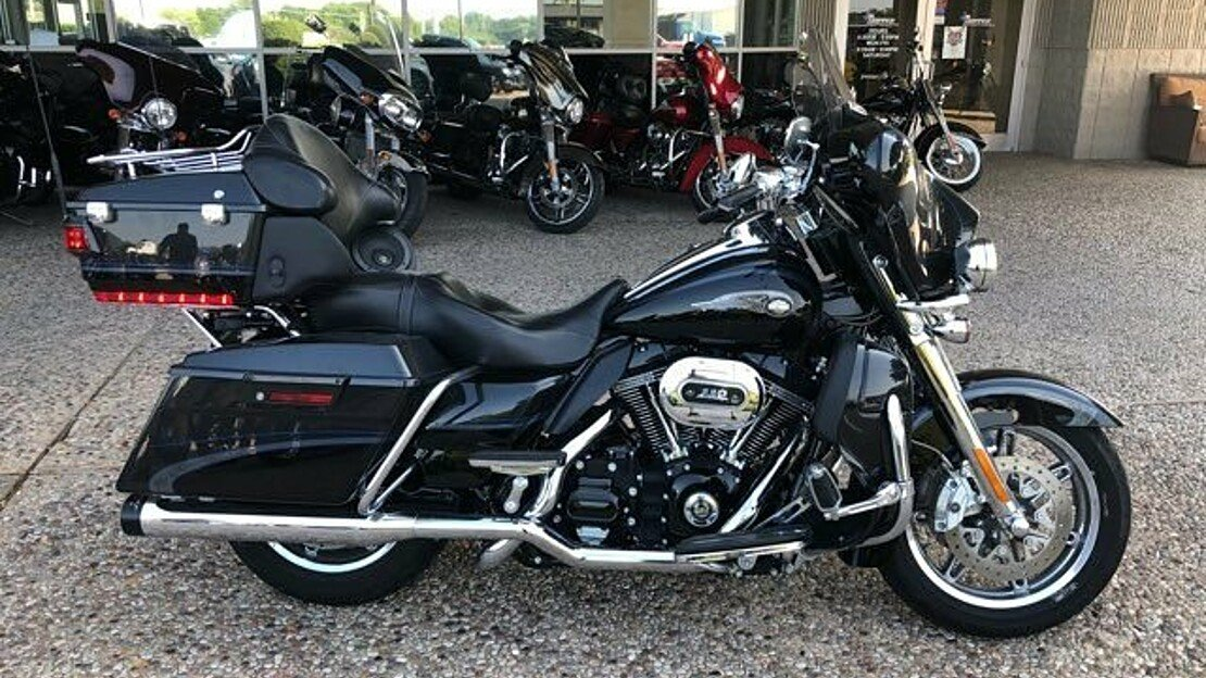 2013 Harley-Davidson CVO for sale 200622319